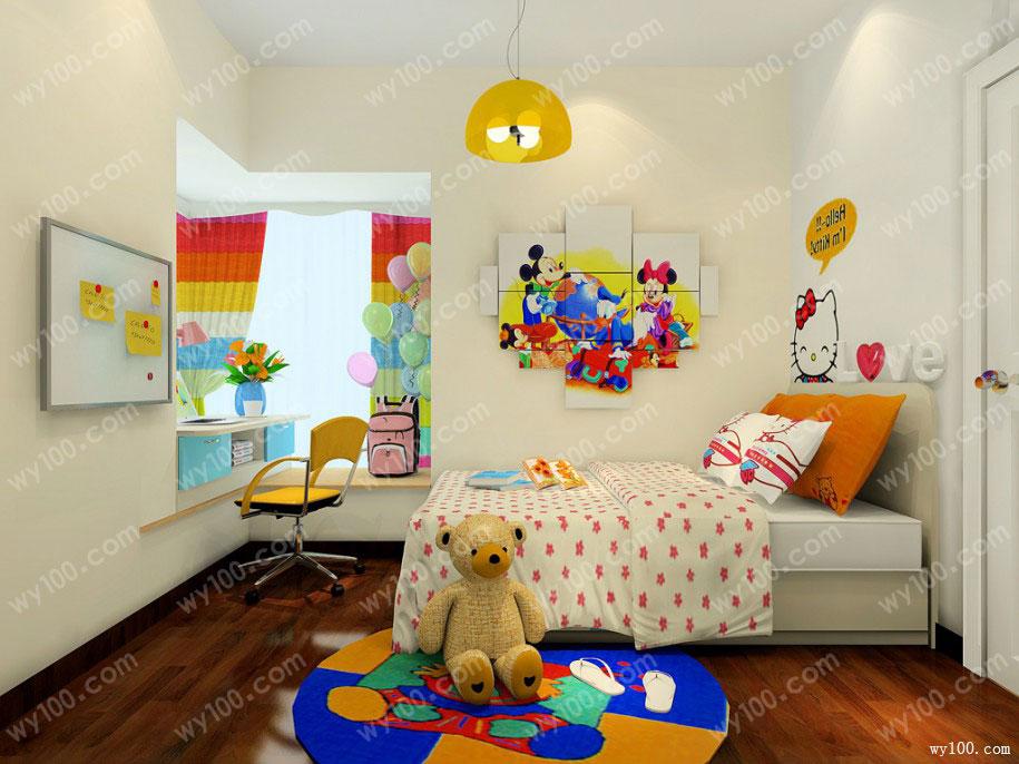 亲手装修自己家的儿童房,会更加有意义