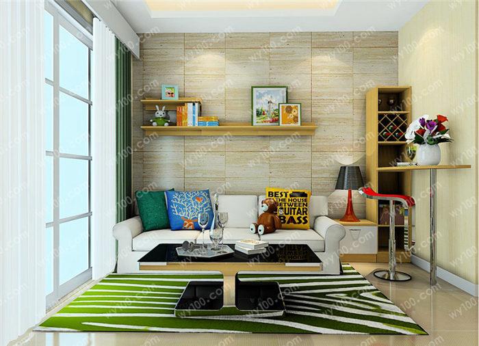 欧式风格客厅颜色搭配如何做?