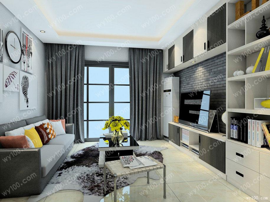 完整的客厅装修应该怎么做
