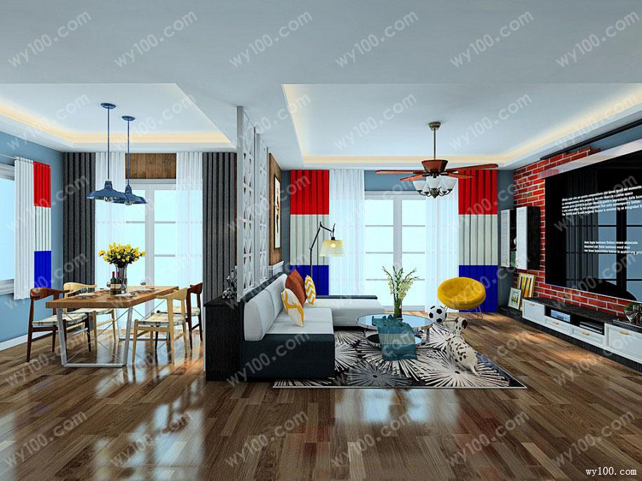 室内装修颜色搭配技巧,让家更温馨