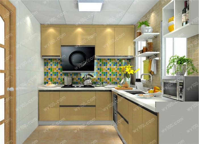 如何局部改造厨房才更符合女主人的心意