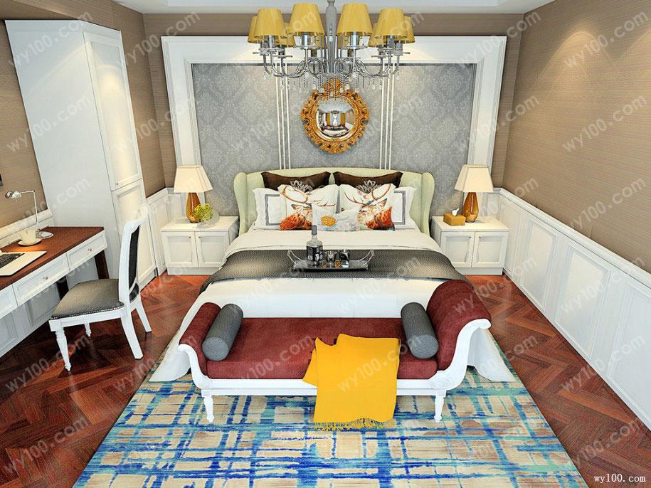 卧室装修设计有哪些技巧值得提前了解