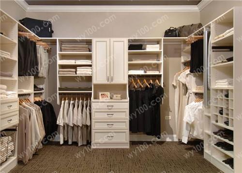 卧室衣柜如何分区设计,需注意哪些问题