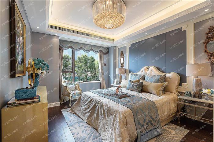 卧室装修设计的原则,打造你的私人空间