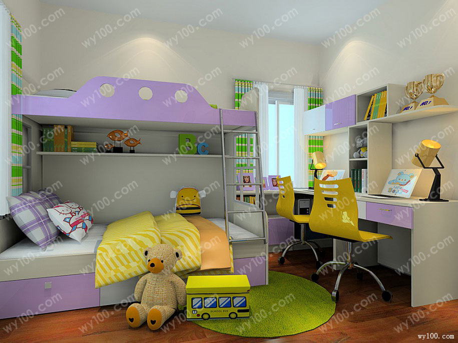儿童房装修有什么讲究?如何装修儿童房