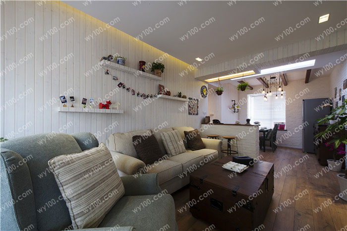 客厅墙面的几种装修方式,怎样更好看呢?