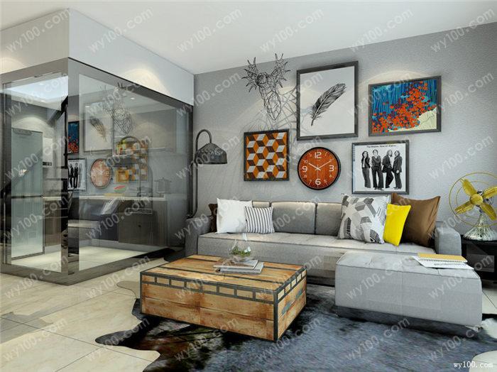 客厅贴什么瓷砖好 - 维意定制家具网上商城