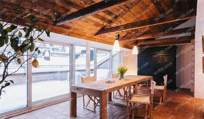 斜顶阁楼装修注意事项 - 维意定制家具网上商城