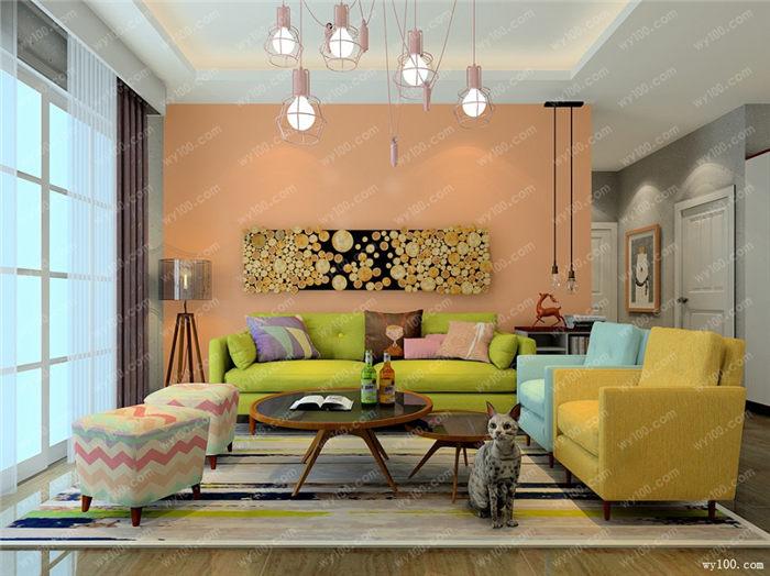 客厅沙发搭配技巧 - 维意定制家具网上商城