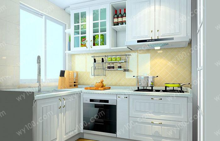 小户型厨房装修设计要点 - 维意定制家具网上商城