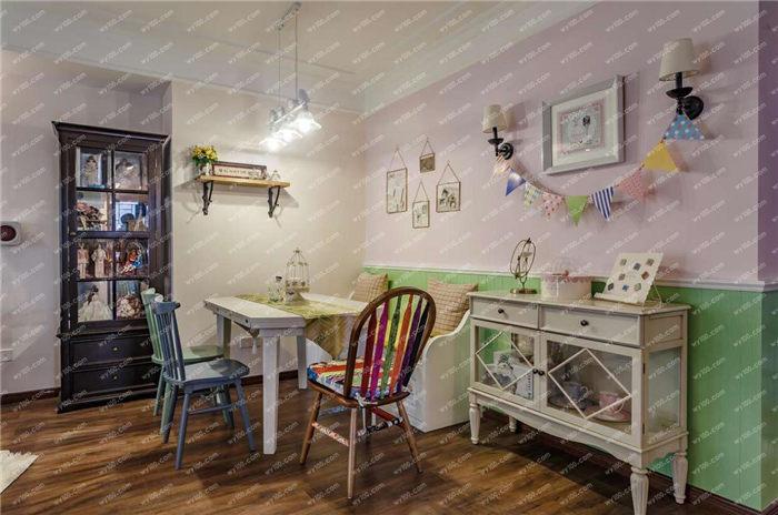餐厅的颜色如何搭配 - 维意定制家具网上商城